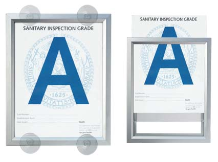 "Insta Frame"" Removable Sign and Poster System - AARCO PRODUCTS"